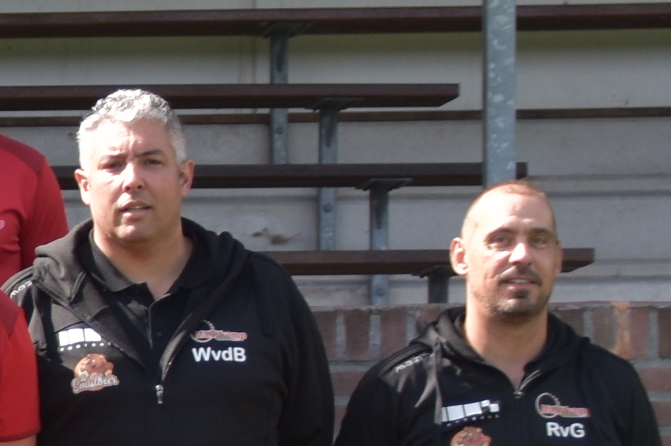 Verlenging samenwerking Willem vd Berg